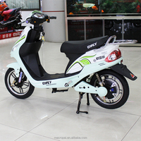 Small design Electric Motor Scooter,good quality Electric Scooter EEC,best Racing Electric Scooter