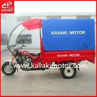 150cc 200cc Nigeria Fashion Popular Double Using Passenger Gas Powered Tricycle Tuk Tuk FOB Price
