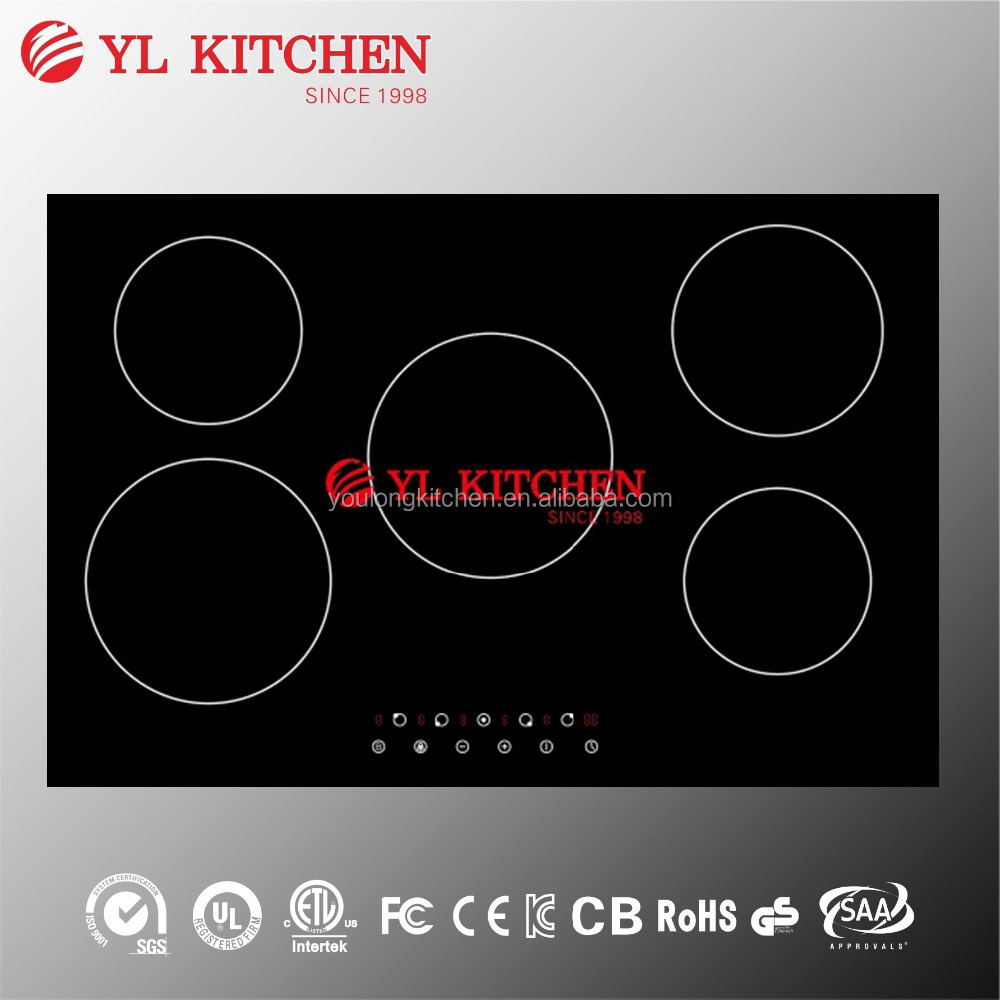 5 zones microcomputer schott ceran induction hob cooker cooktop buy schott ceran induction hob. Black Bedroom Furniture Sets. Home Design Ideas