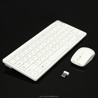 New Mini Rechargeable Wireless Keyboard And Mouse For Ipad