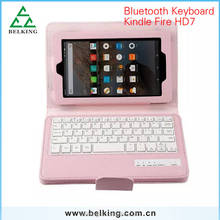 New Arrival For 7inch Tablet Keyboard Case/Bluetooth Keyboard Case For Tablet 7""