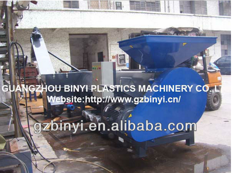 Plastic and Film washing recycling equipment