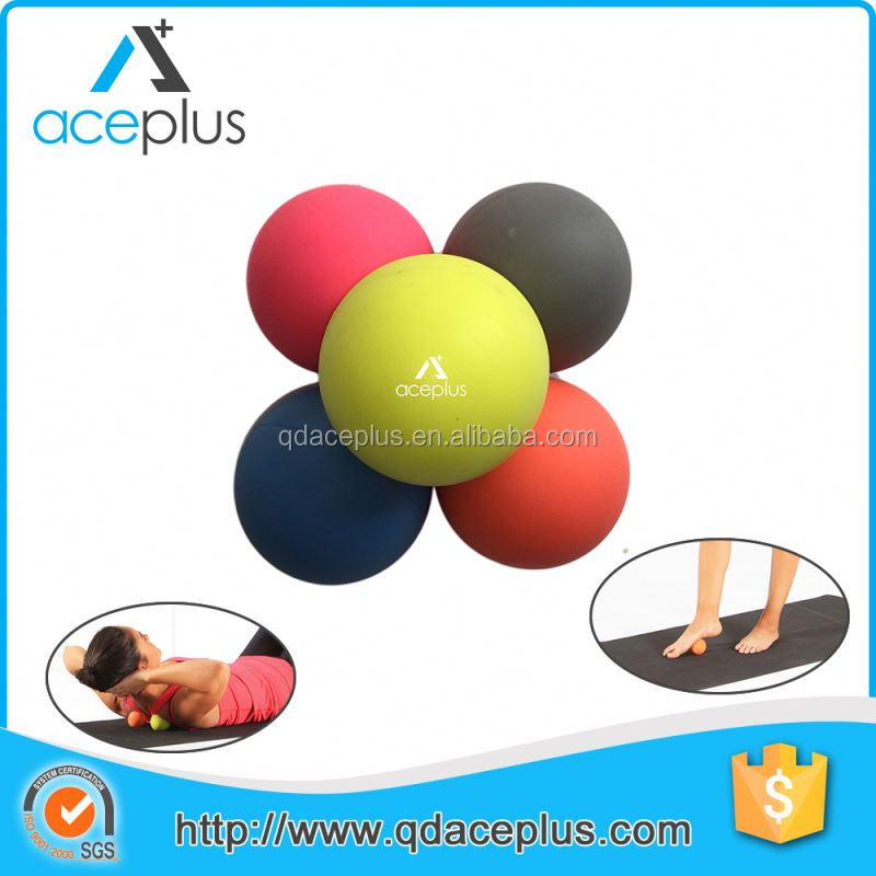 Custom Rubber Lacrosse Ball Massage