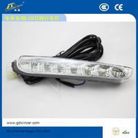 Factory wholesale high quality super brightness water proof led drl/daytime running light for Fiat Viaggio (2013)