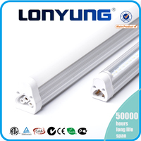 Zhong Shan factory led tube light 15w 4ft led tube light fixture 50000 hours warranty