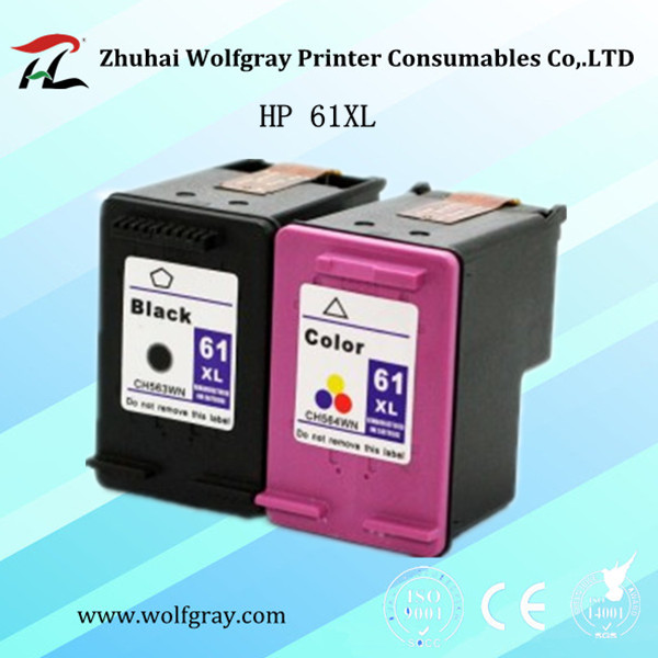 Compatible printer for hp deskjet 61XL ink cartridge