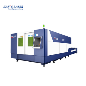 Han's Laser G3015EF-2000W High Speed Metal Sheet Fiber Laser Cutting Machine