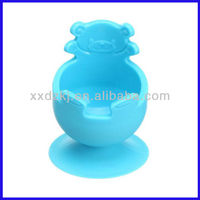 Eco-friendly animal shaped baby feeding bowl with factory price