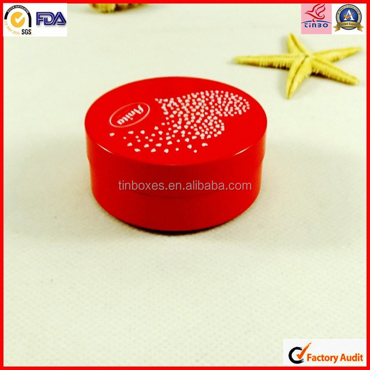 Hotel tin box for packing cleaning agent