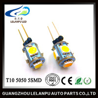 Hot sale g4 led car light G4 5050 5SMD led auto lamp