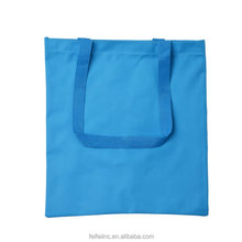 Waterproof polyester shopping tote BAG OEM