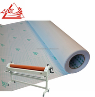 Gloss Matt Satin PVC Cold Lmainated Roll Film Self Adhesive Transparent Film for Graphic Media