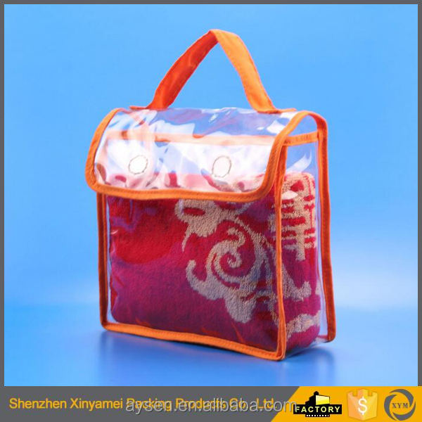 Manufacturer Blankets Vacuum Storage Plastic Packaging Bags With Handle, for Pillow, Clothes, Dress, Blankets and Suits