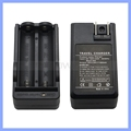 Rechargerable 4.2V US Universal Smart Battery 18650 Charger 2 Dual Slots Li-ion