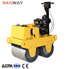 Road construction equipment hand road roller mini size compact roller