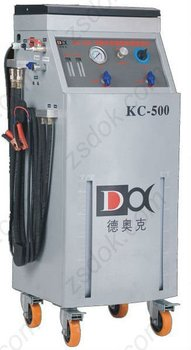 cooling system flush machine KC-500