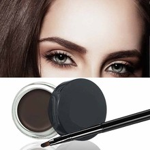 Create your own brand brow pomades eyebrow gel