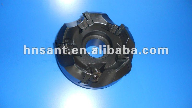 milling tool alloy steel milling cutter