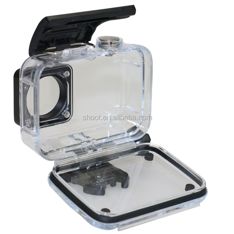 High quality 40M Camera Waterproof Case for Xiao Yi 2 4k action camera.