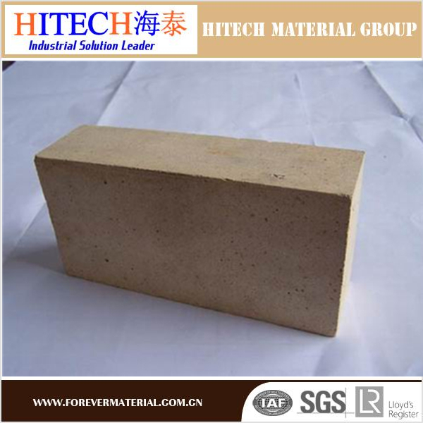 high bulk density fire clay brick for chimney ducts
