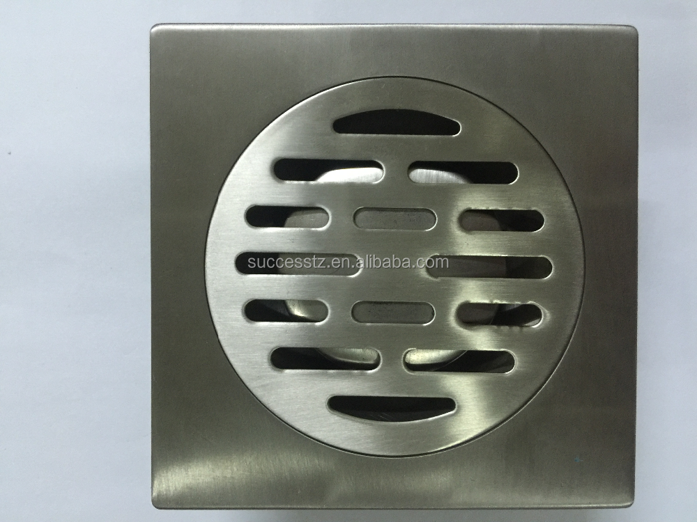 Hot sell stainless steel sanitary floor drain different