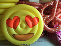 2016 Hot Selling Inflatable Giant Emoji float