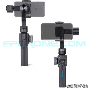 2019 Hot sale Smooth 4 smartphone Handheld stabilizer 3 Axis gimbal stabilizer for  smartphone and mobile in store dropshipping