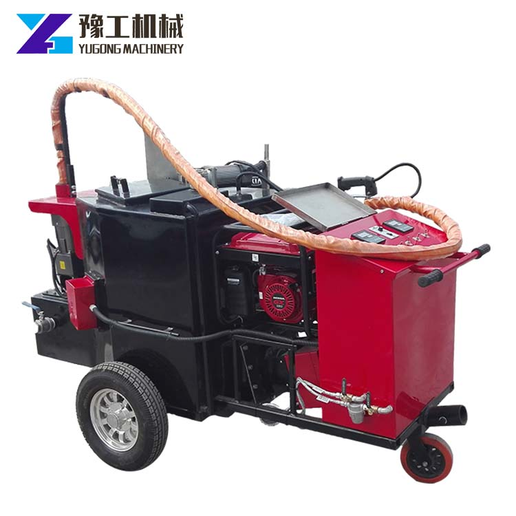 Portable asphalt crack sealer With Good Price
