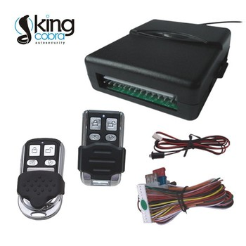 keyless entry system with window close output