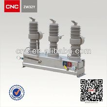 china top 500 high quality Vacuum circuit breaker 12KV 2000A ZW32