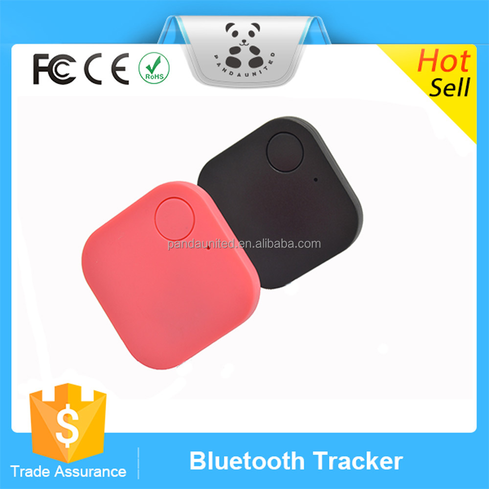 Hot Sale Portable wallet Finder Bluetooth 4.0 Tracker Two-way anti lost, wallet & moblie Phone Finder, case & handbag Anti-lost