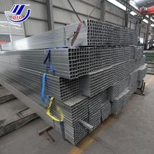m.s.tube irrigation hot dipped galvanized rectangular hollow section steel tube
