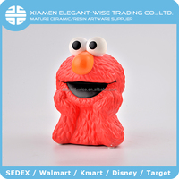 Factory Audit by Disney Sesame Street Collect OEM coin bank custom money box