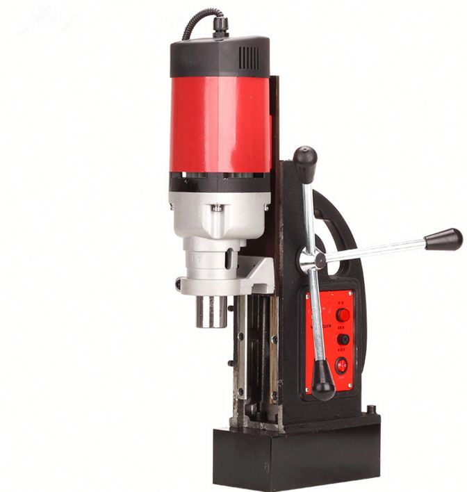 magnet drilling machine china best sale drills portable electric rail drilling machine good product have a good quality