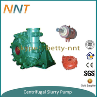 Low Pressure Single-stage Pump Structure Water Slurry pump equivalent to KSB model
