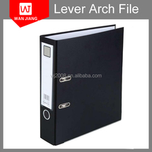 PVC PP Paper box Lever arch file ,arch binder, file folder