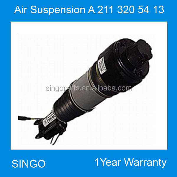 Mercedes W211 Front Right air spring suspension A 211 320 54 13