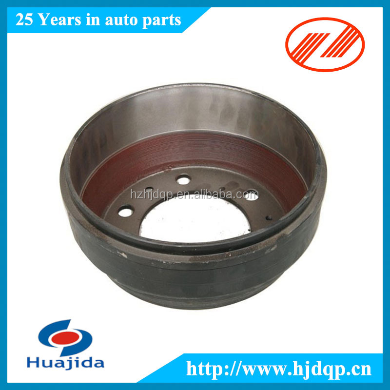 Auto High Performance and durable auto brake drum/light truck brake drum for Yuejin