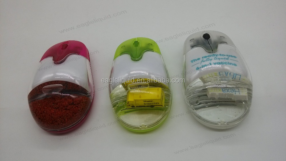 2.4G cordless rechargeable 3D optical mouse