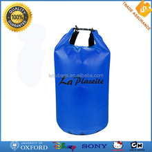 Custom logo 500D pvc tarpaulin waterproof ocean pack dry bag
