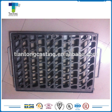 D400 Driveway Drain Grates Drain Channels Grating and Manhole Covers