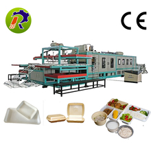 HR Brand disposable plastic plates and cups making machines