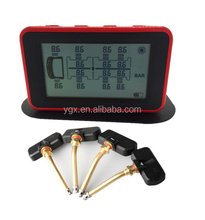 Solar Power tpms for bus truck Mobile homes