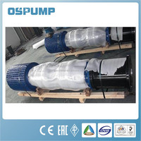 QJ Vertical Multistage Deep Well Pump