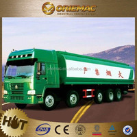 China wheat flour/ powder material & 3 axle oil tanker truck trailer with good price , trailer dimensions and truck prices
