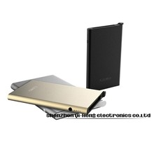 New Polymer Super Slim Mobile Power Bank 4000mah portable charger external Battery 4000 mAh mobile phone charger Backup powers