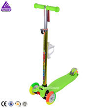 hot mini 3 wheel kick board scooters for sale