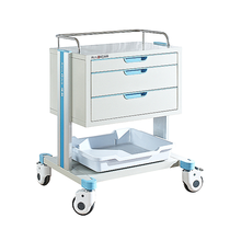 Top quality hospital emergency useful medical surgery trolley