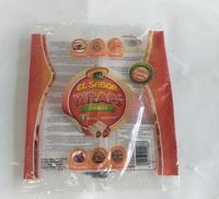 HALAL quality tortillas sandwiches wraps packaging bag