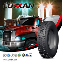 2015 reliable radial truck tires for Radial Truck Tire Factory 11.00R22.5